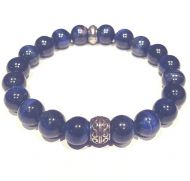 blue tiger eye bracelet