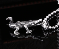 Alligator Pendant